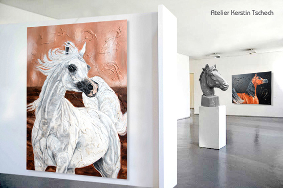 Kerstin Tschech Arabische Pferde