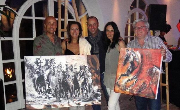 Chiemsee Pferdefestival Kerstin Tschech