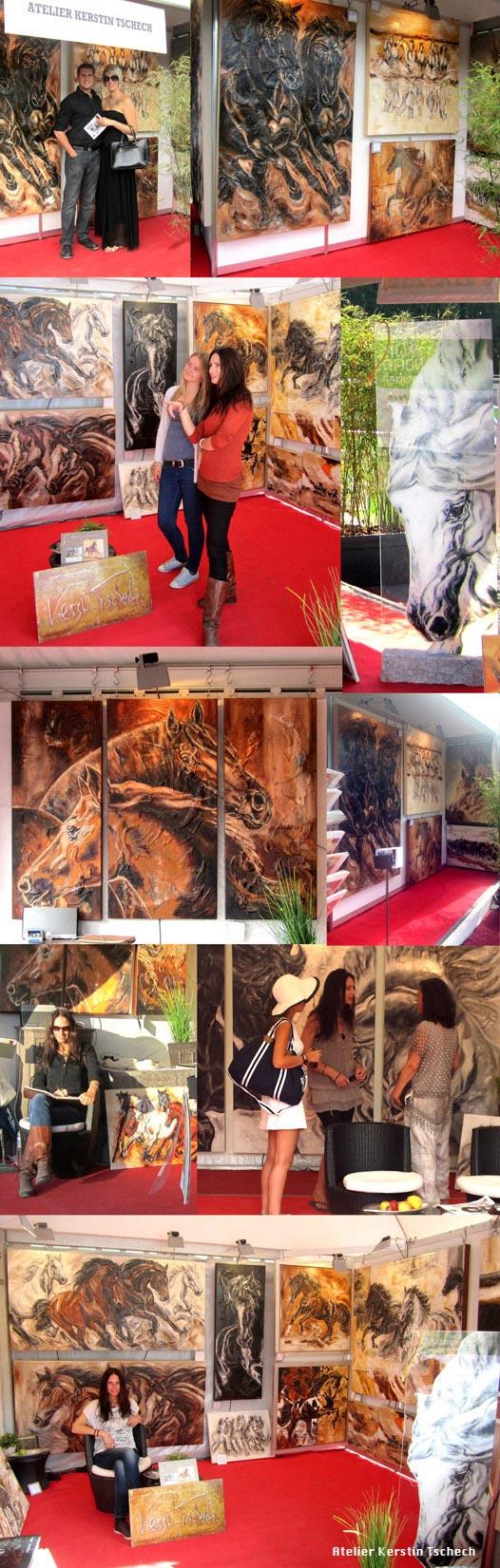 FEI World Equestrian Games Kerstin Tschech