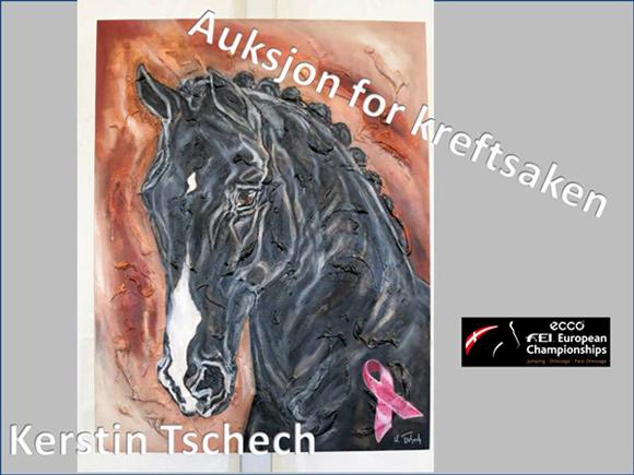 Pink Ribbon Kerstin Tschech